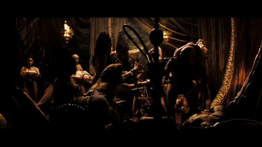 300 Xerxes Meets Ephialtes Scene HD Quality