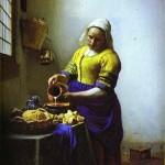 Johannes Vermeer, Milkmaid