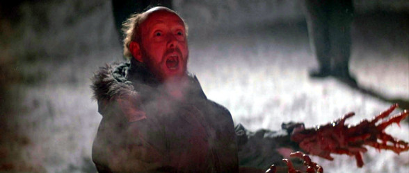 The  Blair monster  The Thing 1982 Blair Monster
