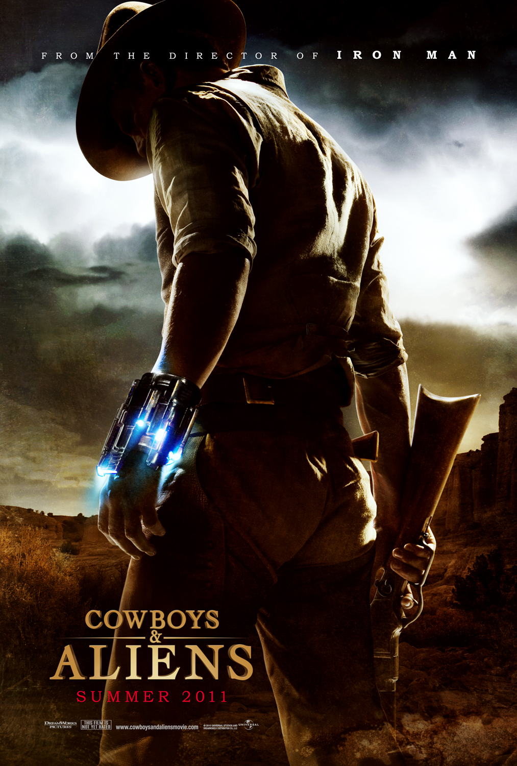 Cowboys and Aliens - 2011