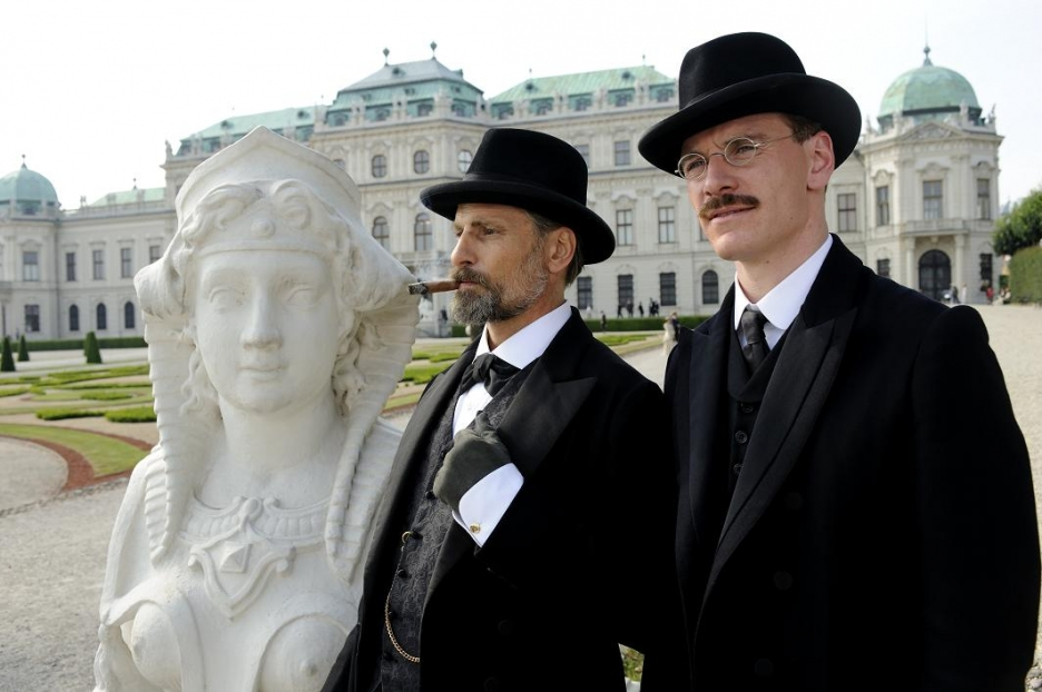 A Dangerous Method (2011) | Film International A Dangerous Method
