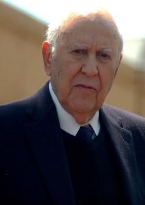 Carl Reiner, April 2010.