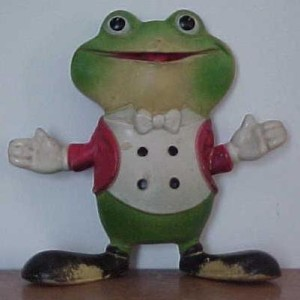 Froggy Doll