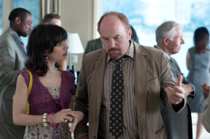 Sally Hawkins and Louis CK