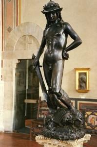 Donatello, David (1440s?)