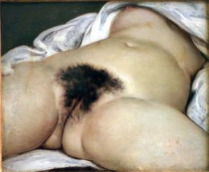 Gustave Courbet, L'Origine du Monde (1866)
