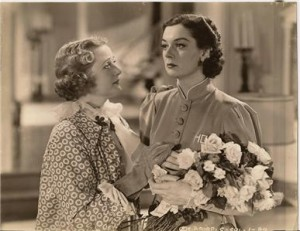 Billie Burke and Rosalind Russell
