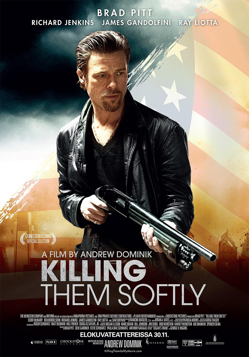 Killing Them Softly Although this categorically