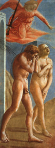 Masaccio, Expulsion (c. 1425)