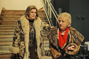 Olga and Luminita