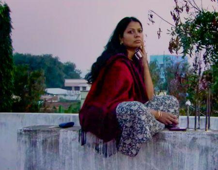 Tamil Poet and Activist Salma