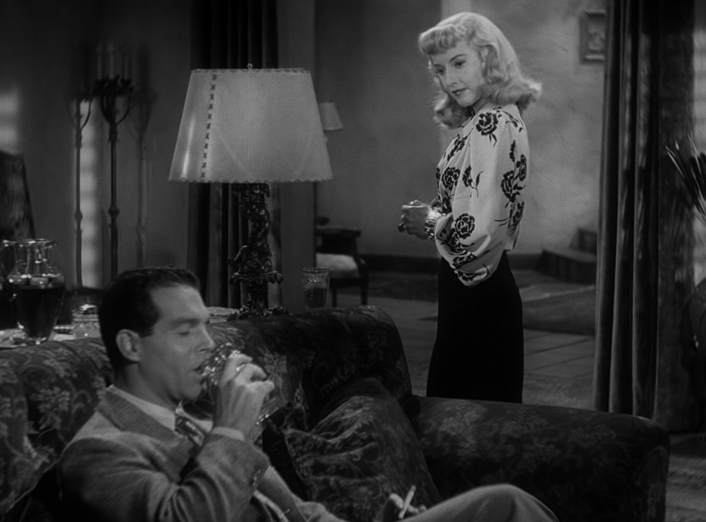 an analysis of double indemnity a film noir However, double indemnity displays the femme fatale or known in this film as phillis dietrichson in a very stereotypical film noir fashion, she barton keyes is the seeker hero in double indemnity but he is a rebellious seeker hero he is also the character that manages to resist the femme fatale.