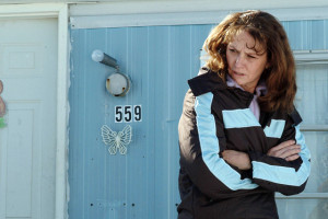 Melissa Leo in Frozen River (2008).