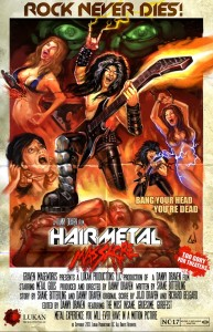 Heavy Metal Massacre (1989)