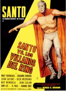 SANTO ring villains
