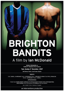 Brighton Bandits Poster