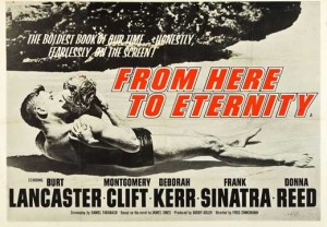 3-From Here To Eternity Poster