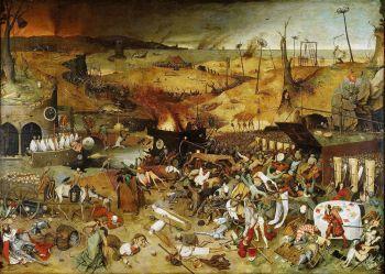 Pieter Bruegel's Triumph of Death (c. 1562)