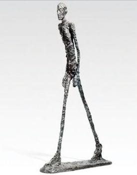 Tall Walking Figure