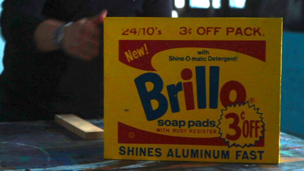 Brillo Box (3¢ Off)