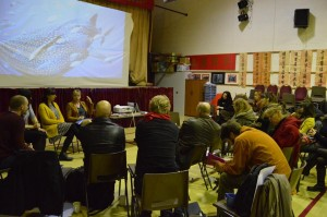 A discussion at LRFF 2015 hosted by the Radical-Film-Network