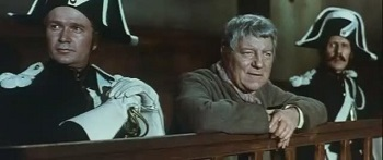 Jean Gabin in Les Miserables (1958)