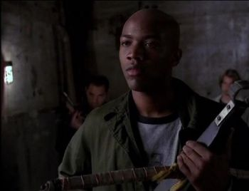 Charles Gunn (J. August Richards) in Angel (1999)
