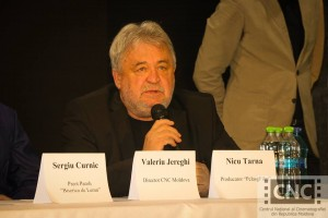 Valeriu Jereghi, Director of the CNC