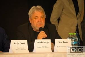 Valeriu Jereghi, Director of the CNC