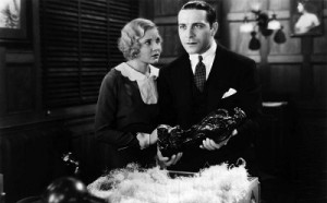 Ricardo Cortez The Maltese Falcon (1931)  Directed by Roy Del Ruth  Shown: Bebe Daniels, Ricardo Cortez