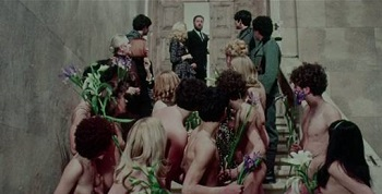 Salo, or the 100 Days of Sodom (1975)