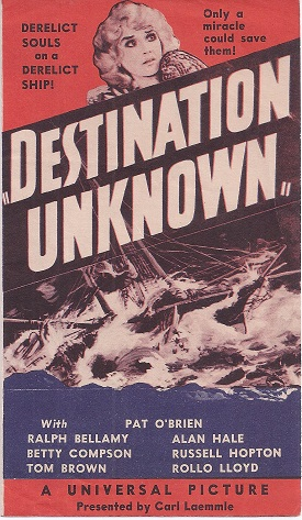 Destination Unknown (1)