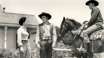 Apache Woman (1955)