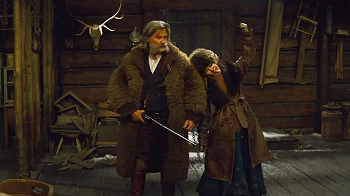 "The Hateful Eight (2015). Tarantino: ""auteur, yes, but what of?"""