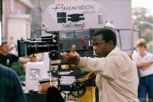 Sidney Poitier directing Traces (1981)