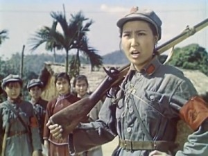 Red Detachment of Women (1961)