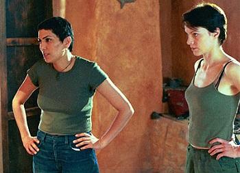 Bedwin Hacker (Tunisia; Nadia El Fani, 2003)