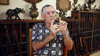 "Lee Ermey: ""I wouldn't have done half that I did without Leon Vitali."""