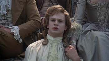Vitali in Barry Lyndon