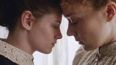 Kristen Stewart and Chloë Sevigny appear in Lizzie by Craig William Macneill, an official selection of the U.S. Dramatic Competition at the 2018 Sundance Film Festival. Courtesy of Sundance Institute. All photos are copyrighted and may be used by press only for the purpose of news or editorial coverage of Sundance Institute programs. Photos must be accompanied by a credit to the photographer and/or 'Courtesy of Sundance Institute.' Unauthorized use, alteration, reproduction or sale of logos and/or photos is strictly prohibited.