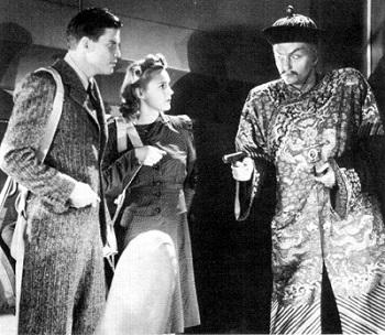 Drums of Fu Manchu (1940)