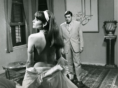 The Immortal One (Alain Robbe-Grillet, 1963)