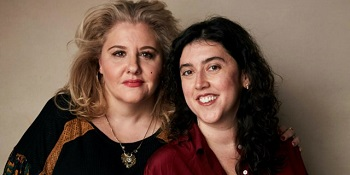 Producer Marie Therese Guirgis and Director Alison Klayman