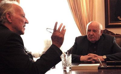 Meeting Gorbachev